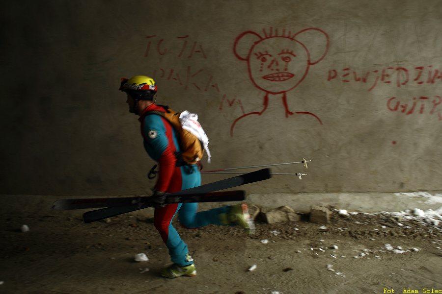 07.03.2010 ZAWOJA , ZAWODY SKITOUROWE O PUCHAR POLAR SPORTU NA MOSORNYM GRONIU ,  FOT. ADAM GOLEC / AGENCJA GAZETA